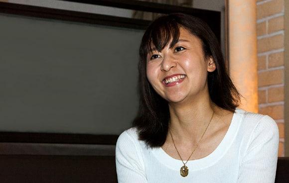 織田 絢子さん