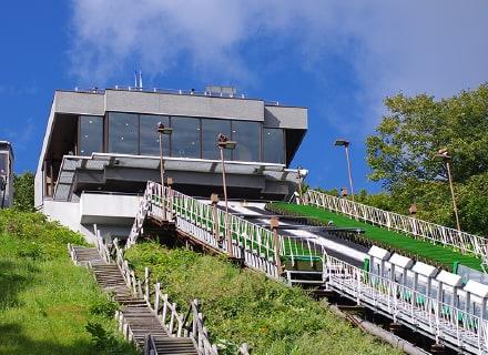 札幌大倉山展望台 外観写真