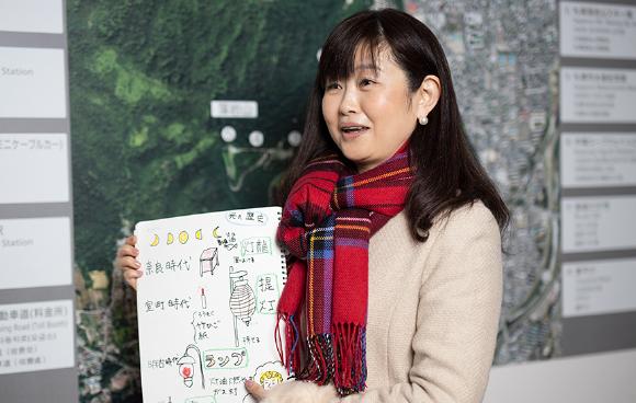 平田 智子さん