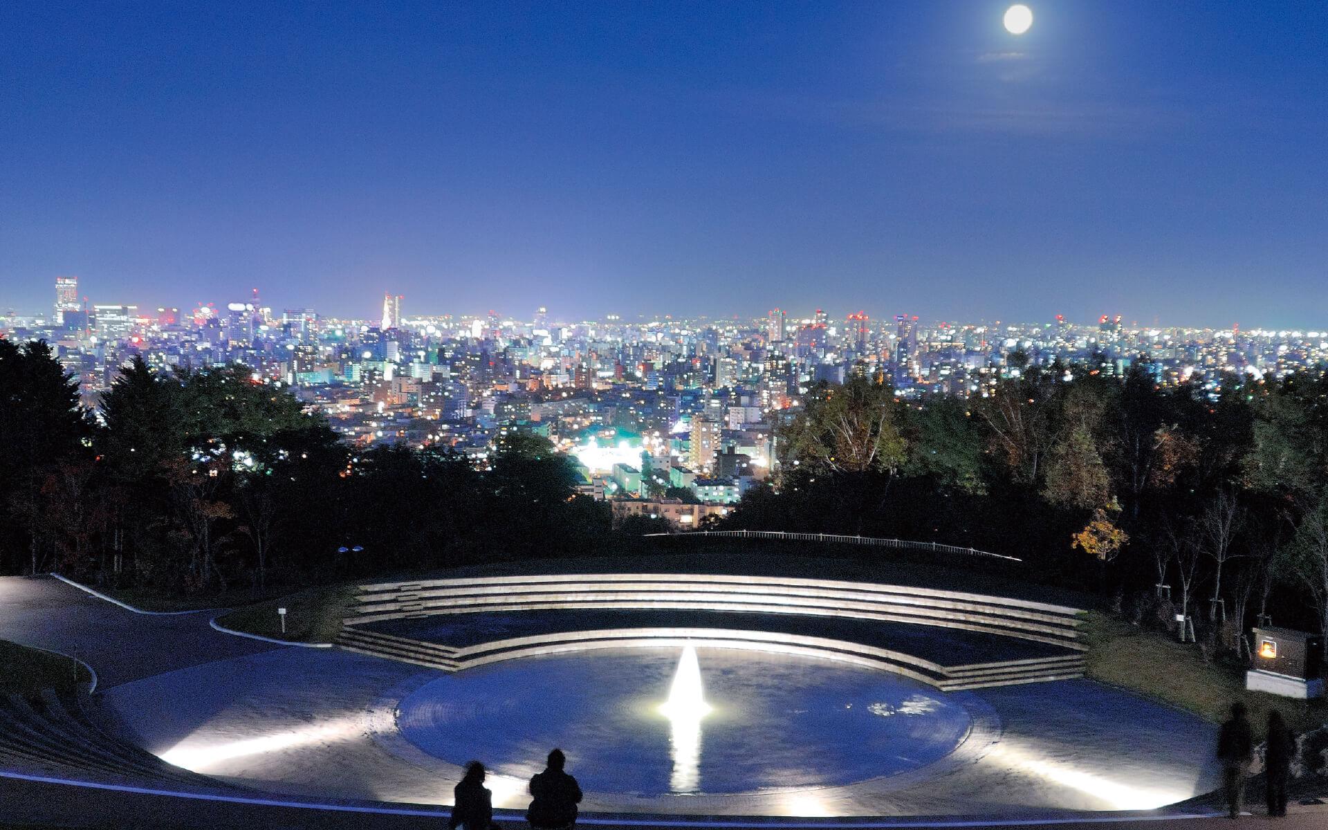 旭山紀念公園